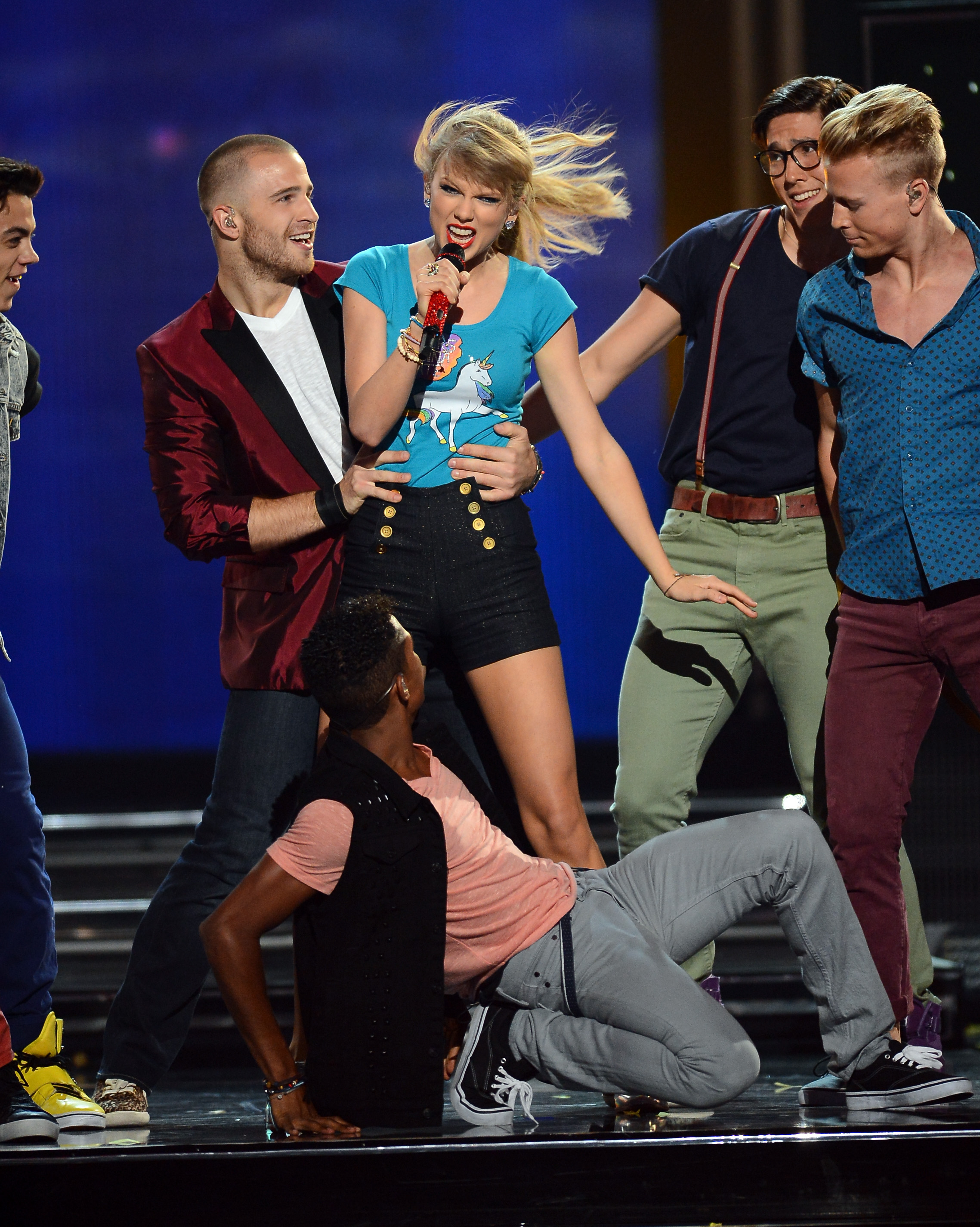 2013 Billboard Music Awards - Show